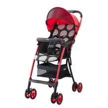 Xe đẩy trẻ em Aprica Magical Air HS Red