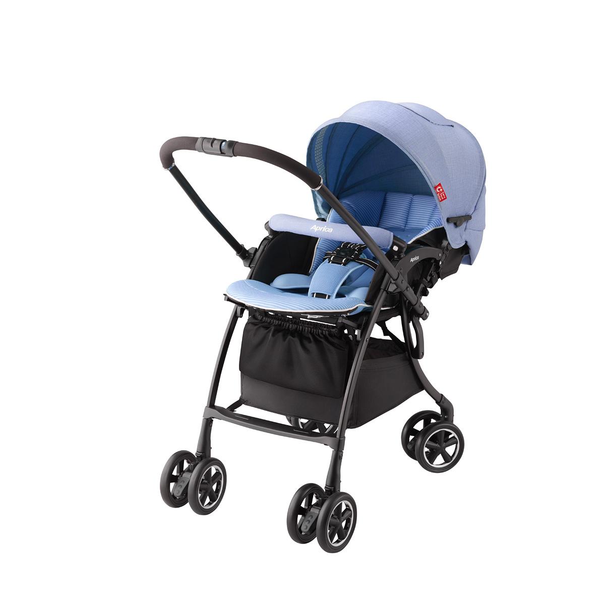 Aprica-Luxuna-Comfort-CTS-Blue