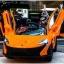 Xe Ô tô Điện Trẻ Em Siêu Xe McLaren 672R