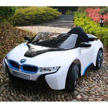 Xe Ô Tô Điện Trẻ Em Siêu Xe BMW i8 JE-168