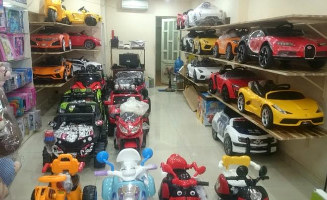 Shop xe cho be_369 Phan Đình Phùng, Phường 15, Phú Nhuận