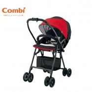 Xe đẩy trẻ em 2 chiều Combi Mechacal Handy 2 Cas