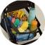 Xe đẩy trẻ em 2 chiều Combi Mega Ride Deluxe