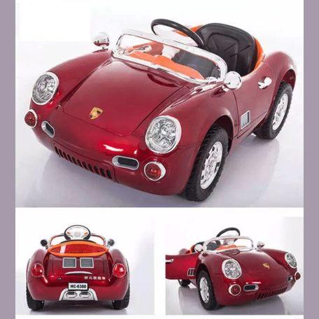 Xe Ô Tô Điện Trẻ Em Porsche HC-6388