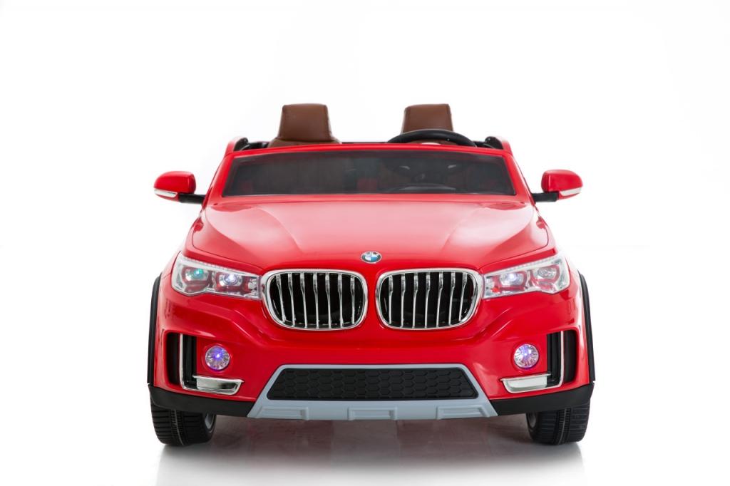 Xe Ô tô điện cho bé BMW HA-988_Cụm đèn LED trước
