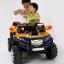 Xe Ô tô Điện Trẻ Em 2 Chỗ Ngồi Jeep BBH-918