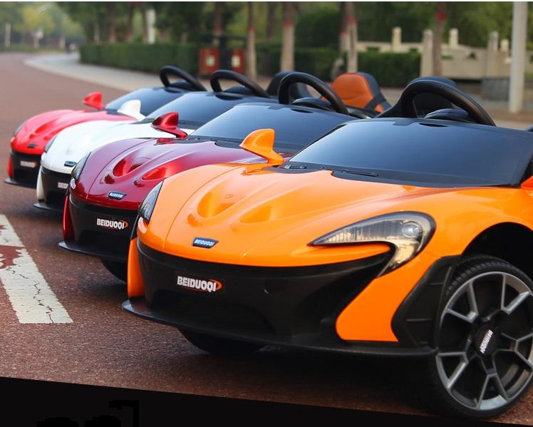 Ô tô điện cho bé McLaren BDQ-1199 kiểu dáng thể thao
