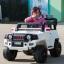 Xe ô tô điện trẻ em 2 chỗ ngồi Jeep HZB-688