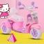 Xe Máy Điện Trẻ Em Công Chúa Elsa – Mèo Hello Kitty
