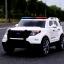 Xe ô tô điện trẻ em Jeep kiểu dáng cảnh sát YH-811