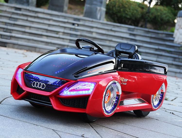 Xe Ô tô Điện Trẻ Em Audi FL-988 màu Đỏ