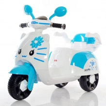 Xe Máy Điện Trẻ Em Hello Kitty YH-9918A