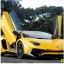 Xe Ô tô Điện Trẻ Em Siêu Xe Lamborghini Aventador BDM 0913