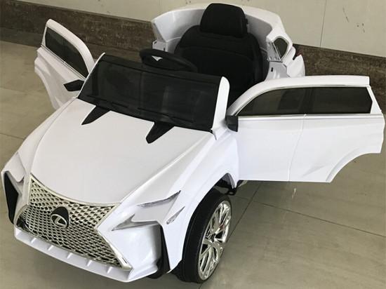 xe-oto-dien-tre-em-lexus-hj-5566-white