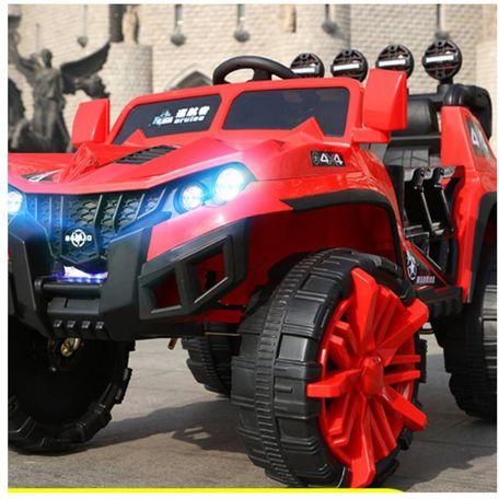 Xe Ô tô Điện Trẻ Em 2 Chỗ Ngồi Jeep Đại Bàng 201