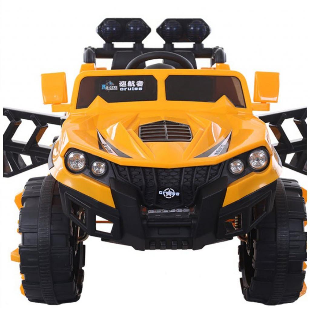 Xe ô tô điện trẻ em Jeep Đại Bàng 201 màu Vàng