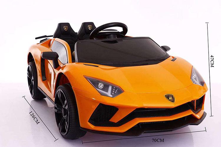 Lamborghini 998 - Kích thước xe