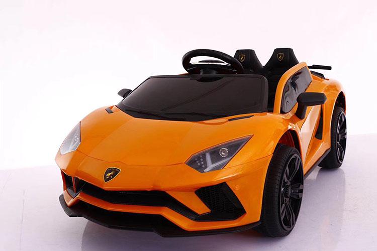 Xe ô tô điện trẻ em Lamborghini 998 màu cam