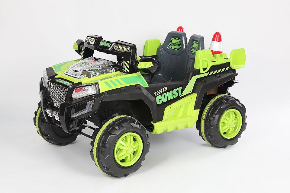 Xe điện cho bé Jeep KKL-5288 màu Xanh
