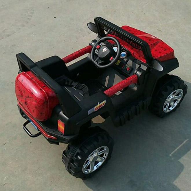 Xe điện cho bé WN-206 màu Đỏ