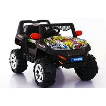 Xe ô tô điện trẻ em Jeep địa hình WN-206