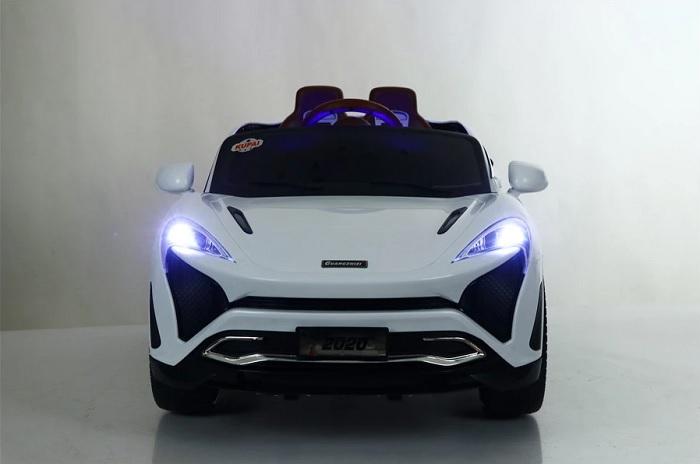 Xe điện cho bé tự lái Cụm đèn LED trước siêu sáng