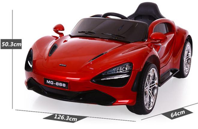 Xe ô tô điện trẻ em MG-868 kích thước rộng rãi