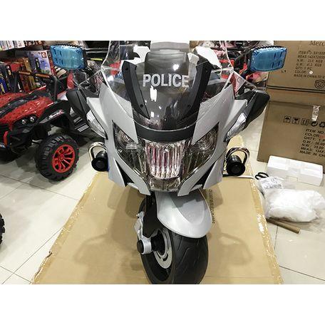 Xe máy điện trẻ em cảnh sát BMW-212