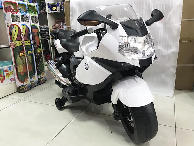 Xe mô tô điện trẻ em K-1300S cụm đèn pha trước siêu sáng