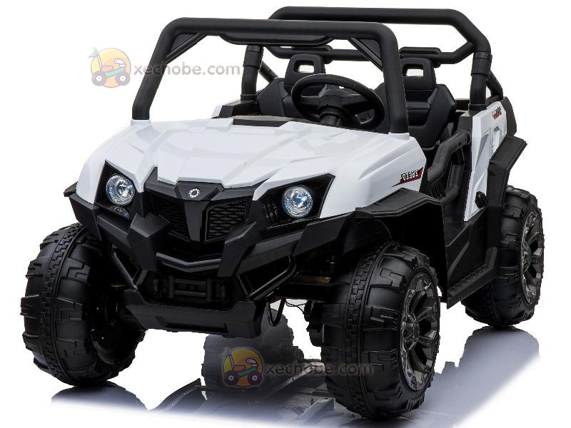 Xe điện WXE-8988 màu Trắng