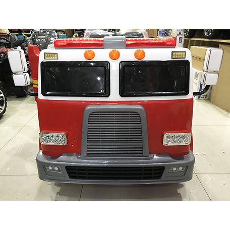 Xe ô tô cứu hỏa điện trẻ em LL-911