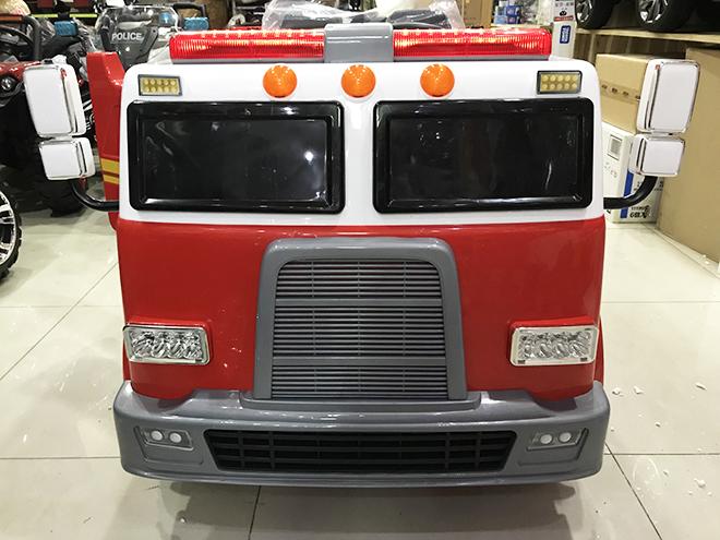 Xe cứu hỏa điện trẻ em LL-911