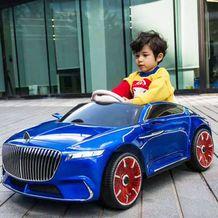 Xe ô tô điện trẻ em WMT-6188 sơn tĩnh điện cao cấp