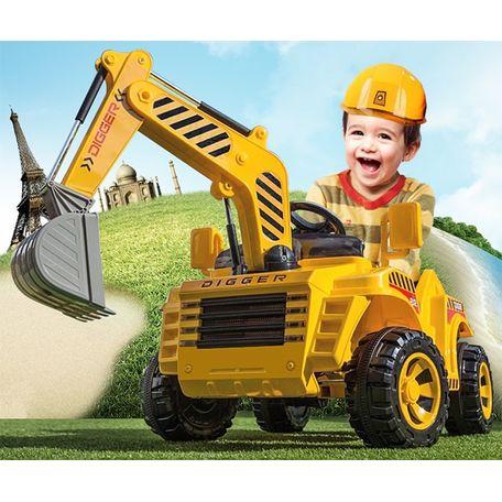 Xe cần cẩu điện trẻ em YH-99176