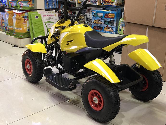 Xe điện trẻ em KF-6688 hệ thống bánh hơi cao cấp