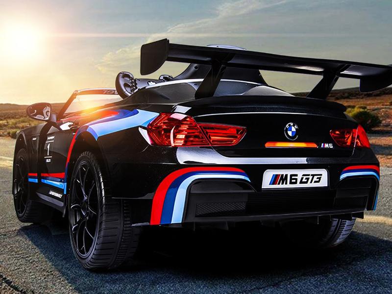 Xe điện trẻ em BMW 6666R cụm đèn LED sau