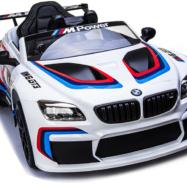 Xe ô tô điện trẻ em BMW 6666R bản quyền của hãng BMW