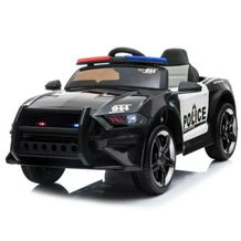 Xe ô tô điện trẻ em dáng xe cảnh sát BBH-0007