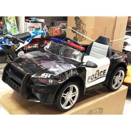 Xe ô tô điện cảnh sát cho bé BBH-0007