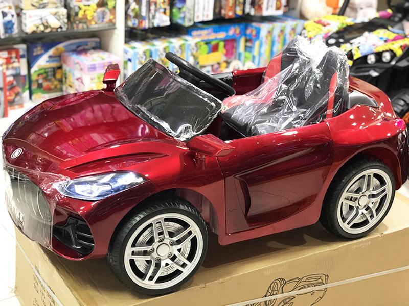 Xe ô tô điện trẻ em BQ-4188 cụm đèn LED trước