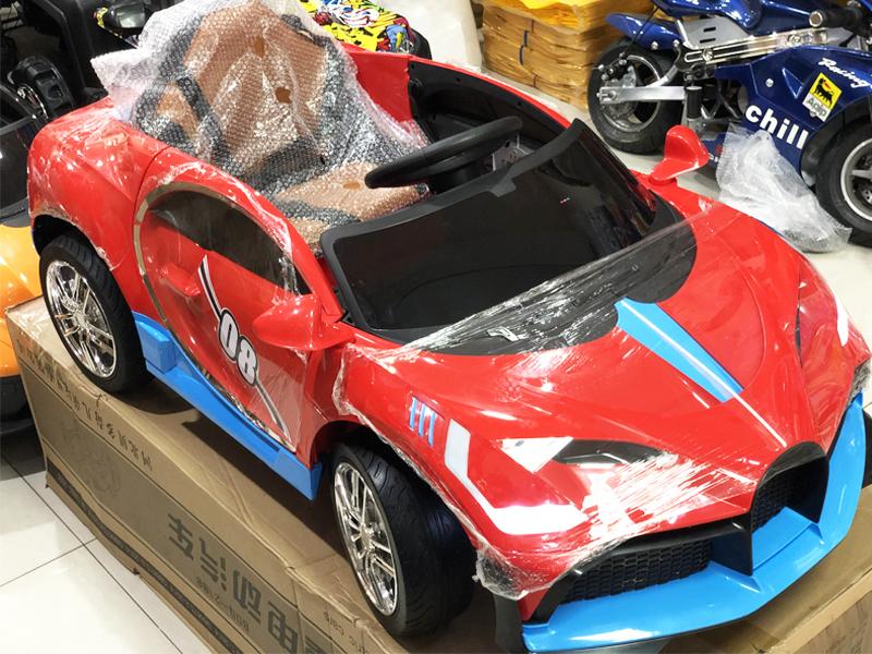Xe điện cho bé BDQ-2188 màu Đỏ sang trọng