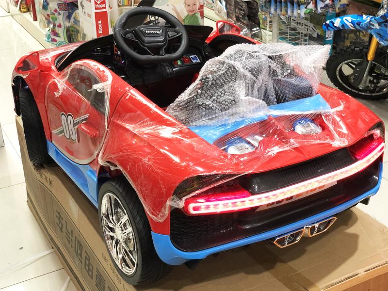 Xe ô tô điện trẻ em BDQ-2188 cụm đèn LED sau siêu sáng
