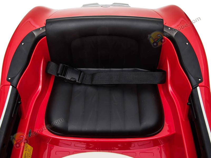 Xe điện trẻ em SX- 1788 có thiết kế ghế nệm da 1 chỗ ngồi