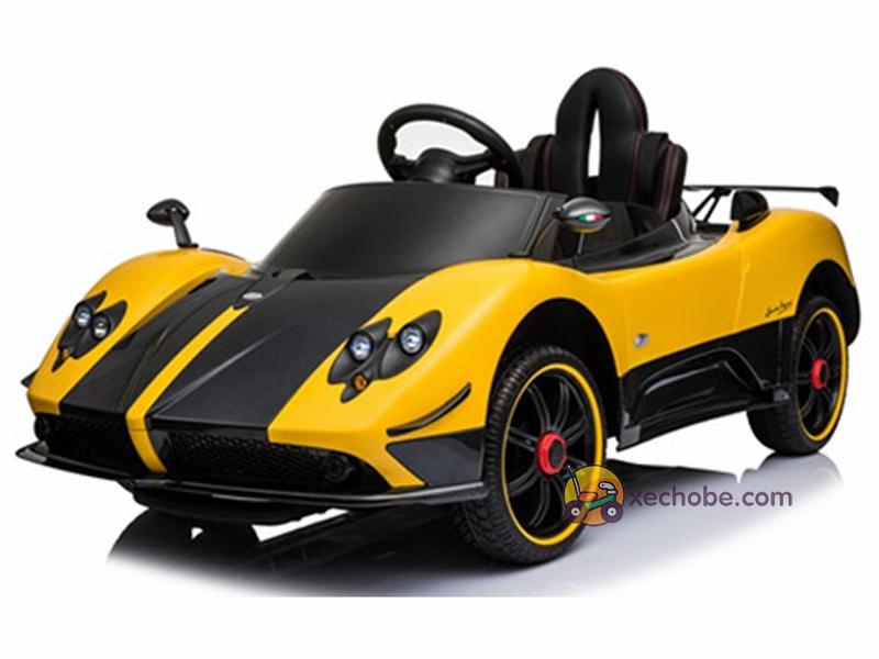 Xe ô tô điện trẻ em Pagani SX-1788 màu vàng