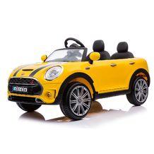 Xe ô tô điện trẻ em 2 chỗ ngồi trước và sau riêng biệt SX-1638