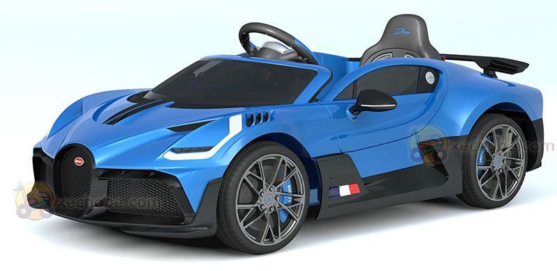 Xe ô tô trẻ em Bugatti Divo HL-338