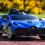 Xe ô tô điện trẻ em Bugatti Divo HL-338 hàng bản quyền