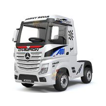 Xe ô tô điện trẻ em dáng Container HL-358 bản quyền của Mercedes