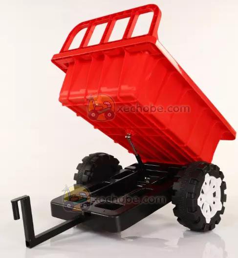 Xe công nông điện trẻ em HSD-6601 có thể tháo rời thùng xe ra