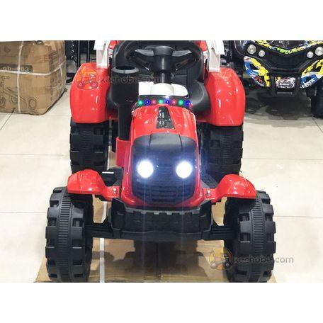 Xe máy cày điện trẻ em, xe công nông điện cho bé HSD-6601